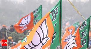 Clashes between BJP workers, police in Kolkata
