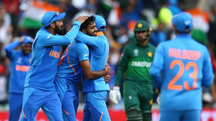 India beat Pak by 89 runs