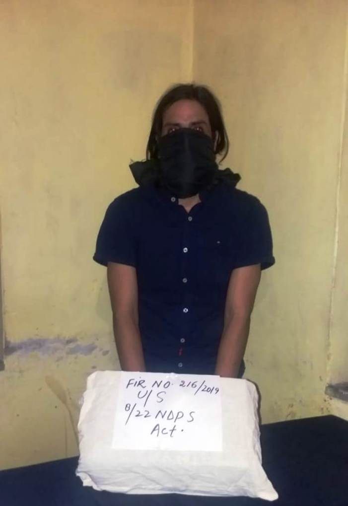 Two drug peddlers arrested in Budgam, contraband recovered: Police