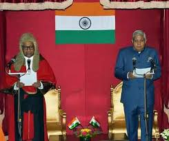Jagdeep Dhankar takes oath as West Bengal governor