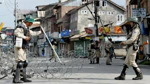 Martyrs' Day: Restrictions in Srinagar parts