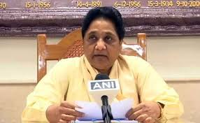 Azam Khan should not only apologise in Parliament but to all women: Mayawati