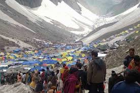 Yatra 2019: 5,124 pilgrims leave Jammu for Amarnath cave in Kashmir