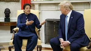 Days after Imran Khan-Trump meet, US approves sales to support Pak's F-16 jets.