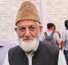 'War-like situation': Separatist Syed Ali Geelani on tension in Kashmir