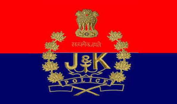 JK Police To Get Dress, Kit Maintenance Allowance In Cash