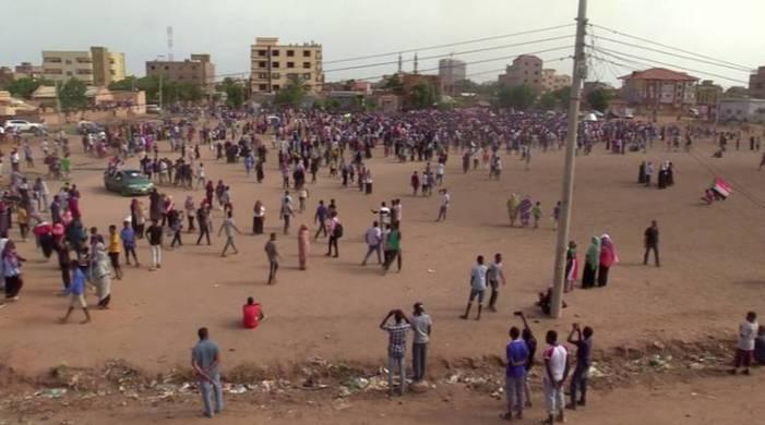 Sudan activists: Four shot dead amid marches against violence
