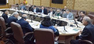 CoE discusses modalities regarding declaration of Dal Lake, its surroundings as Eco Sensitive Zone