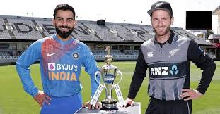 New Zealand Beat India By 5 Wickets To Clean Sweep Series