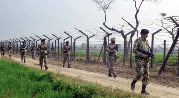 Indo-Pak armies exchange gunfire along LoC in J-K