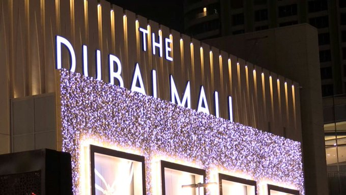 World's largest mall re-opens in Dubai but with fever checks and restrictions