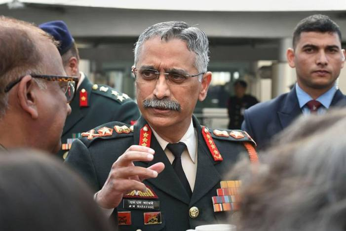 Pakistan, China together form potent threat: Gen Naravane on national security challenges