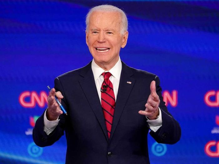 Joe Biden Seeks Restoration Of Peoples' Rights In Kashmir