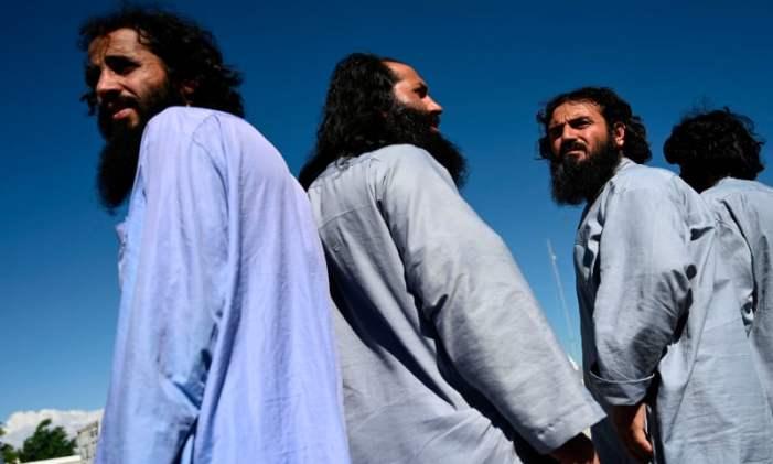 Freed Taliban prisoners eye return to battlefield