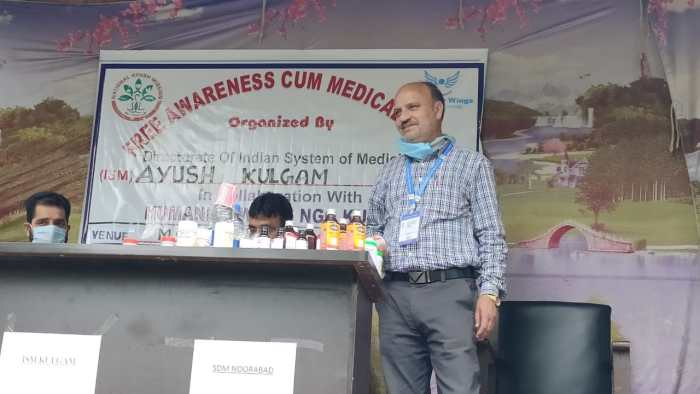 Awareness campaign launched by NGO in Kulgam
