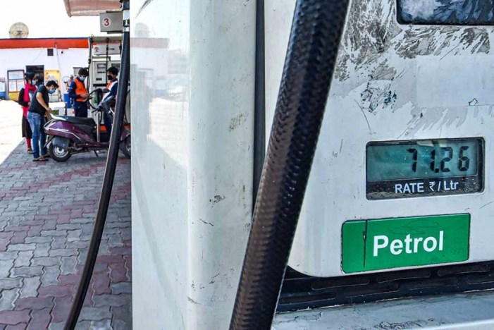 Petrol Price Raised By 54 Paise Per Litre, Diesel By 58 Paise; 3rd Hike In As Many Days