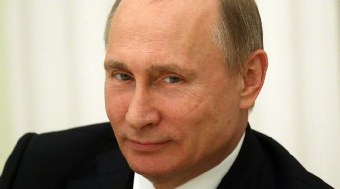 Russian President Putin has 'disinfection tunnel' to protect him from coronavirus
