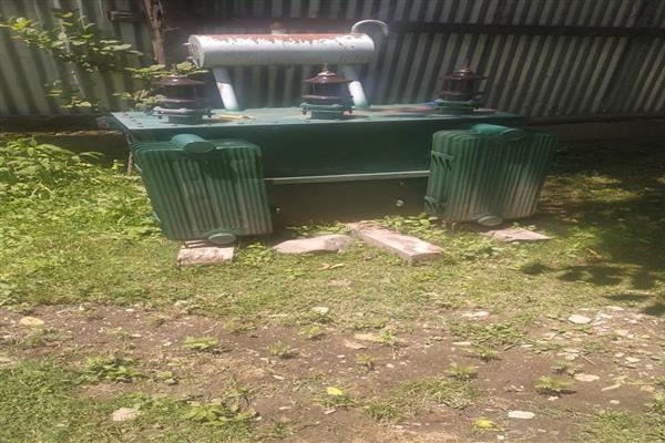 Transformers sanctioned 2 year ago yet to get installed in Sogam Kupwara