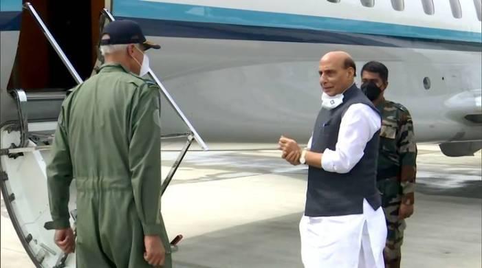Rajnath reaches Moscow, Jaishankar and Wang Yi meet today at RIC talks
