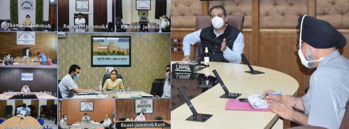 Advisor Baseer Khan reviews Eid-ul-Azha arrangements