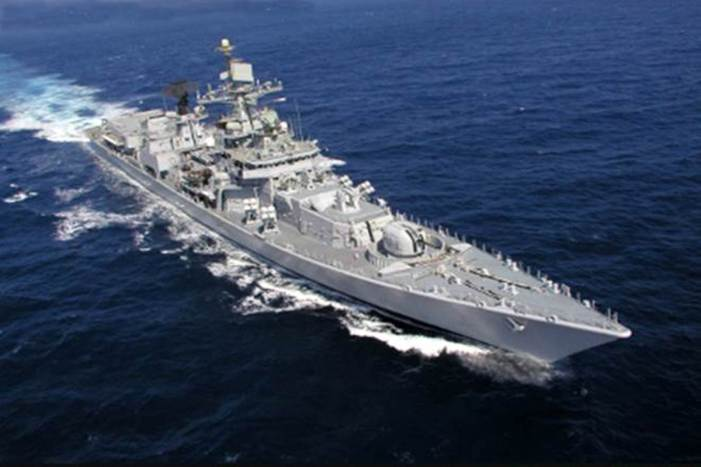 Indian Navy deepens watch to check China ambitions