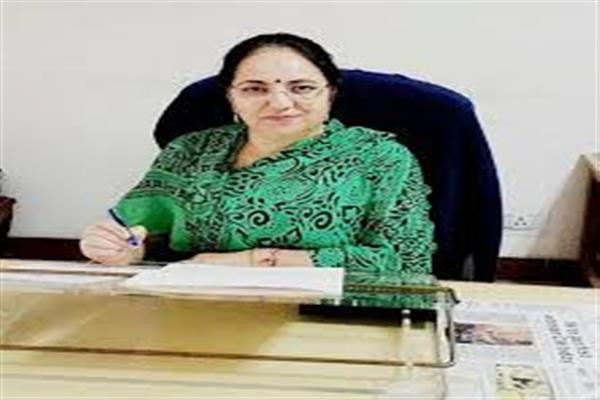 Prof. Veena Pandita to Chair JKBOSE for further two-years: Govt.