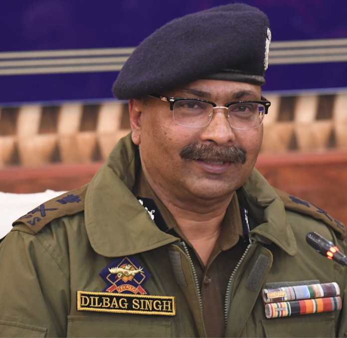 People's participation in DDC polls shows sense of fear has come down: DGP Singh