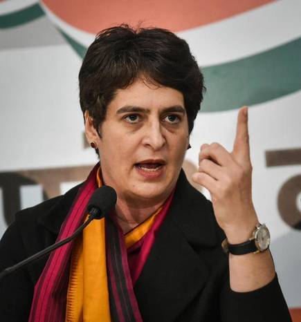 Priyanka Gandhi Hits Out At PM Over Handling Of Covid Pandemic, Says Modi Has Let Country Down