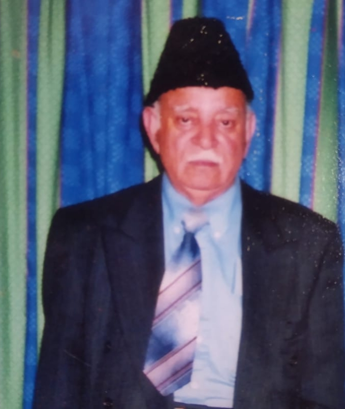 Noor Din Shah (Suhaf) is no more
