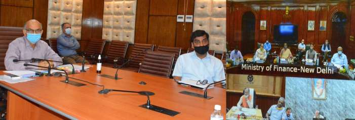 Advisor Sharma attends 41st Meeting of GST Council