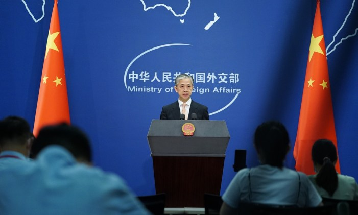 China says Ladakh not UT