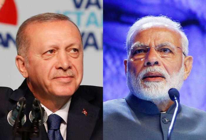 Erdogan's remarks on JK at UNGA 'completely unacceptable': India