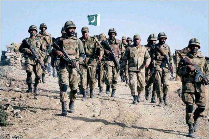 Pakistani troops fighting alongside Azerbaijan troops: Report