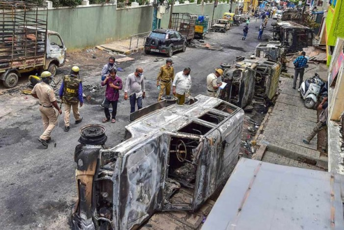 NIA Takes Over Probe In Two Bengaluru Riots Cases