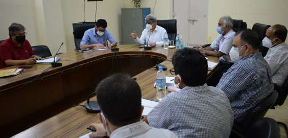 Redouble efforts to provide patient care : Atal Dulloo to GMC Administration