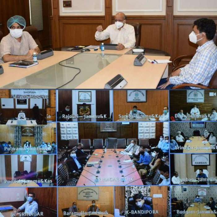 Uniform monitoring system for schemes to be in place across all districts