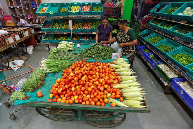 WPI inflation rises to 1.32 pc in Sept mainly on costlier food articles
