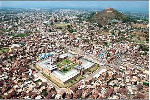 Work on Smart City project continues in Srinagar amid Corona