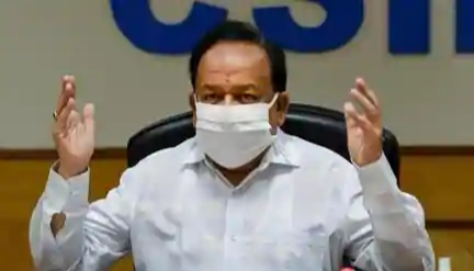 Covid-19 vaccine expected in early 2021, distribution plan in works: Harsh Vardhan
