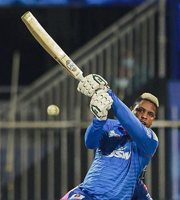 Ricky Ponting is working on getting my pull shot perfect, says Shimron Hetmyer