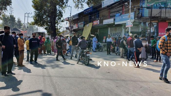 Protests erupt in Srinagar's Rawalpora after army soldiers thrash two youth