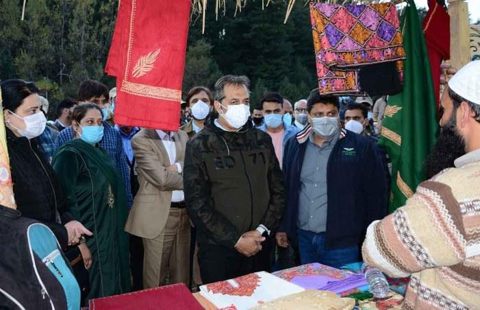 Govt. reviving tourism with all precautions: Advisor Baseer Khan