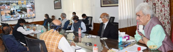 """Lt Governor reviews preparedness for upcoming """"My Town My Pride"""""""
