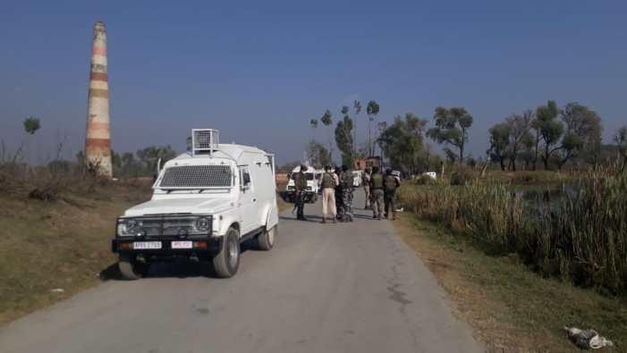 Fresh Gunfight Starts In Shopian District