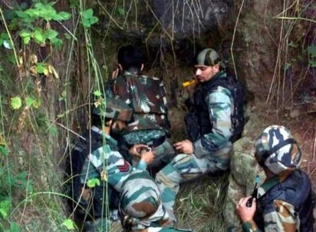 Hideout busted in Poonch