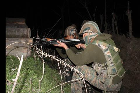 Shopian Encounter: 01 militant killed, 01 armyman injured, operation on