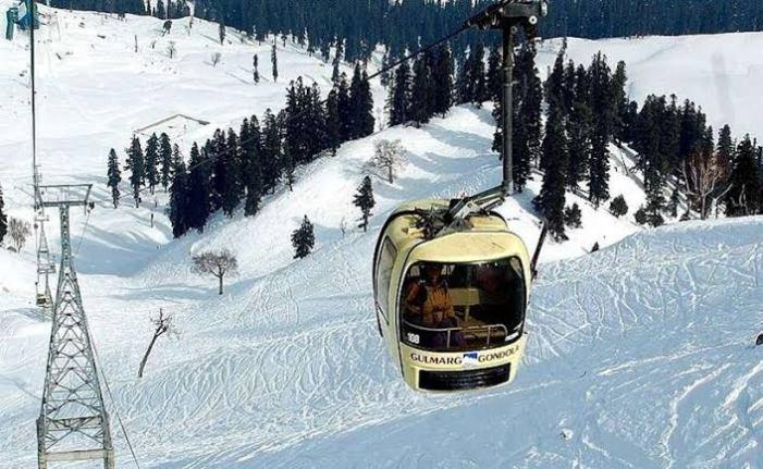 Govt reopens 2nd Phase of Gulmarg Gondola