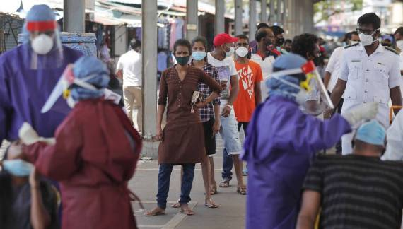 India records highest single-day rise so far with over 1.68 lakh new Covid cases