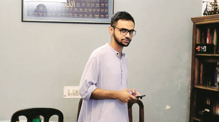 Umar Khalid alleges Tihar jail staff put him under solitary confinement, asks court why is he being punished