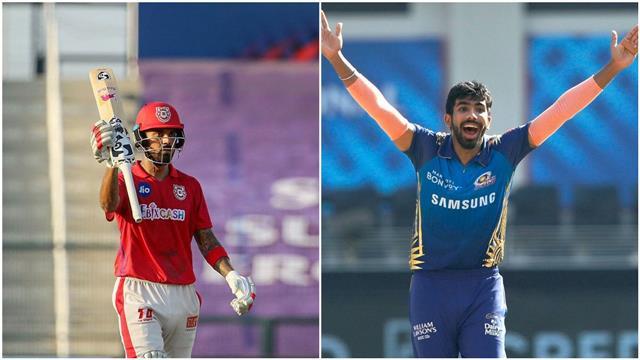 Orange Cap stays with KL Rahul; Purple with Jasprit Bumrah